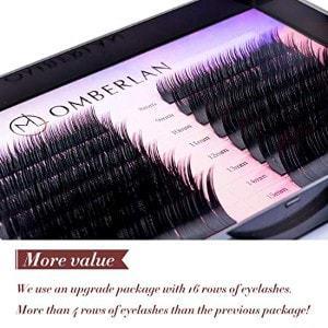 OMBERLAN Eyelash Extensions