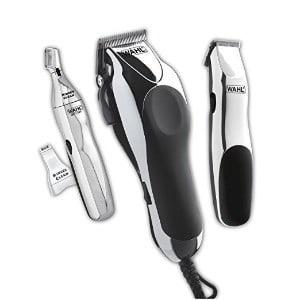 Wahl Clipper Home Barber Clipper Kit #79524-3001