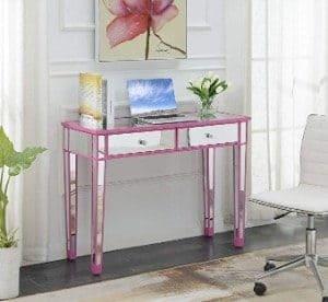 Convenience Concepts Gold Coast Desk Vanity