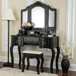 Fineboard Vanity Beauty Station