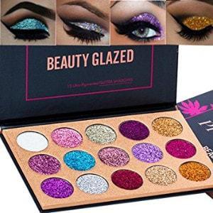 Beauty Glazed Shimmer Eyeshadow Palette