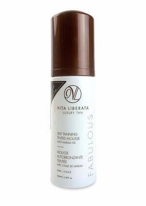 VITA LIBERATA - Organic Sunless Tanning Mousse