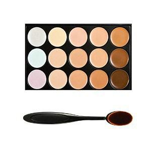Boolavard Professional 15 Colour Concealer Palette