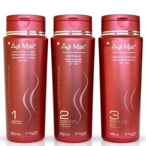 Agi Max Brazilian Keratin Hair Treatment Kit