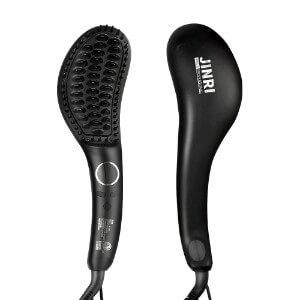 Jinri Ionic Hair Straightener Brush