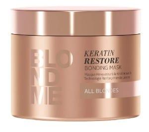 Schwarzkopf Professional - Blondme Keratin Restore Blonde Mask Treatment