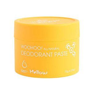 Woohoo! Natural Deodorant Paste