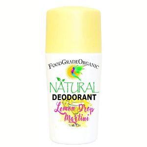 FoodGradeOrganic Natural Deodorant