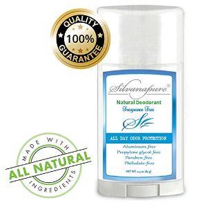 SilvanaPure Natural Deodorant