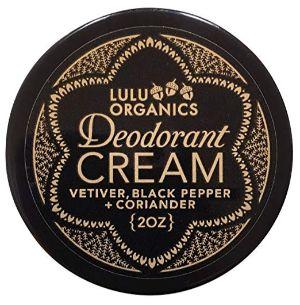 Lulu Organics Deodorant Cream