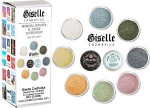 Giselle Cosmetics Mineral Eyeshadow