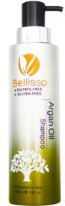 Bellisso Moroccan Argan Oil Sulfate Free Shampoo