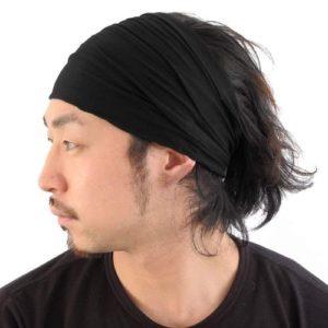 CHARM Mens Bandana Japanese Style Headband