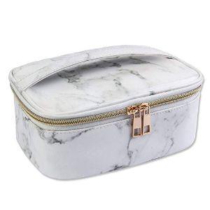 MAGEFY Marble Makeup Bag