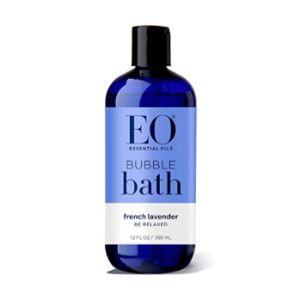 Essential Oils bubble bath