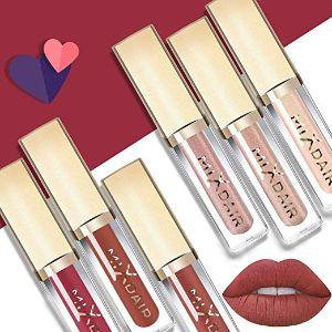 KASI Glitter Lipstick Sets