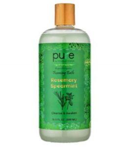 Pure aromatherapy bubble bath