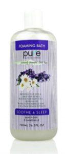 Pure bubble bath