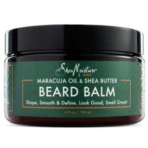 Shea Moisture Mens Maracuja Oil & Shea Butter Beard Balm