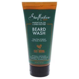 Shea Moisture Mens Maracuja Oil & Shea Butter Beard Wash