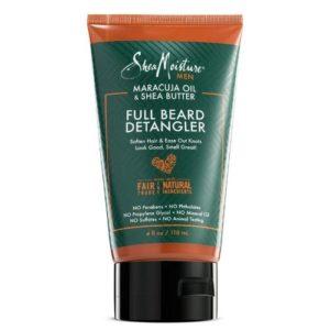 Shea Moisture Mens Maracuja Oil & Shea Butter Full Beard Detangler