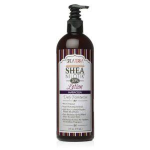 Shea Terra Organics Maracuja Nilotik' Shea Butter Lotion