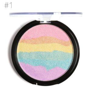 Shouhengda Rainbow Powder Shimmer Highlighter