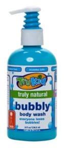 TruKid truly natural bubble bath