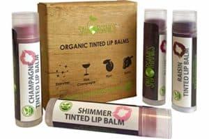 Sky Organics Organic Tinted Lip Balm