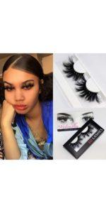 Veleasha 3D Mink Eyelashes