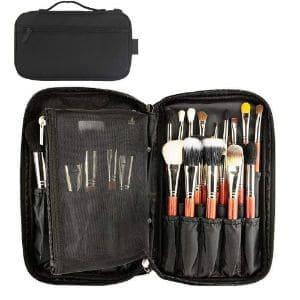 Professional Cosmetic Case Makeup Brush Organizer
