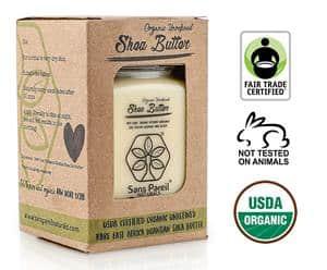 Sans Pareil Naturals Organic Shea Butter