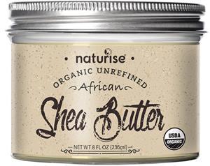 Naturise Organic Unrefined African Shea Butter
