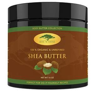 Rise 'N Shine African Shea Butter
