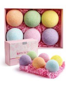 Anjou Bath Bombs Gift Set-min
