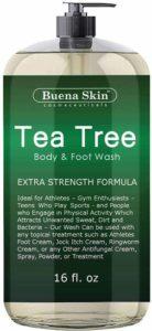 Buena Skin Tea Tree Body Wash