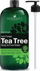 Handcraft Blends Antifungal Tea Tree Oil Body Wash