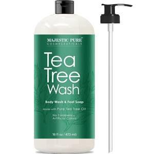 Majestic Pure Tea Tree Body Wash