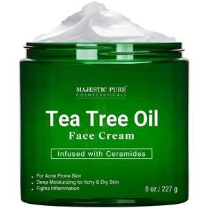Majestic Pure Tea Tree Oil Face Cream