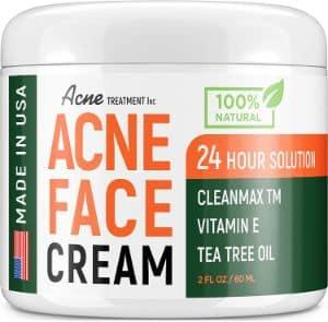 Acne Treatment Inc Face Cream
