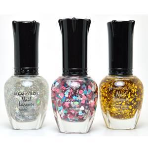 Kleancolor Glitter Nail Polish