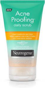Neutrogena Acne Proofing Daily Facial Scrub with Salicylic Acid