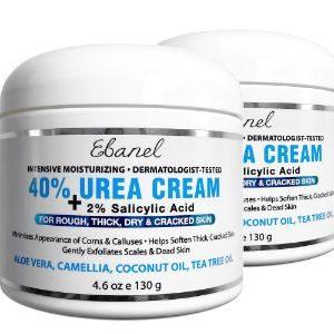 Urea Cream 40% Plus Salicylic Acid