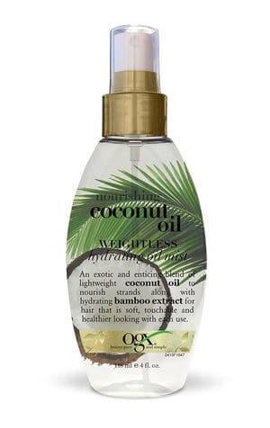OGX Nourishing Coconut Milk Weightless Hydrating Oil Mist