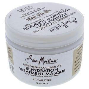 Shea Moisture 100 Percent Virgin Coconut Oil Rehydration Treatment Masque