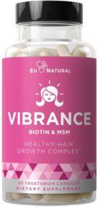 Eu Natural Vibrance Hair Growth Vitas