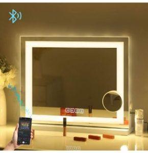 Fenair Large Vanity Mirror with Lights