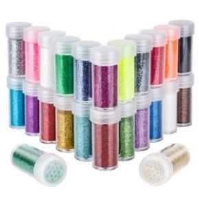 LEOBRO Body Glitter (24 Pots)