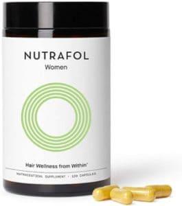 Nutrafol Women's Hair Growth Supplement