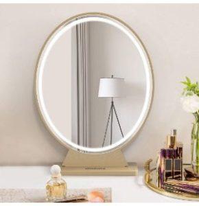 Rinkmo Vanity Makeup Mirror with Lights